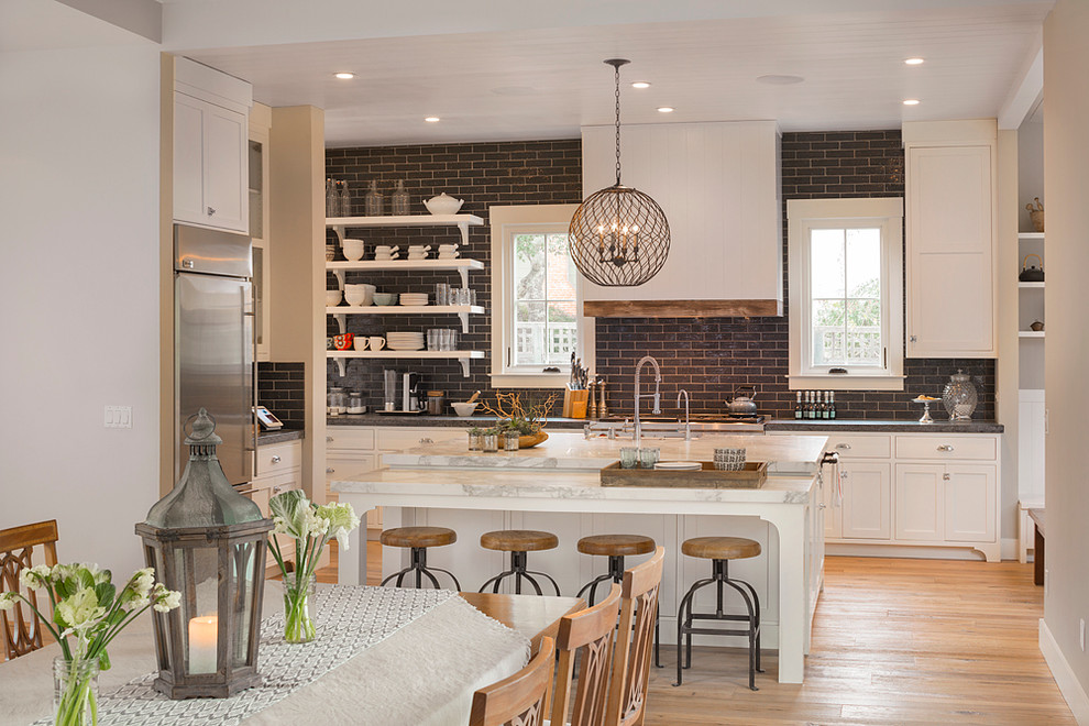 A quick fire guide to the 7 most popular home decor styles for Industrial farmhouse plans
