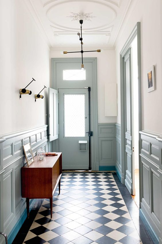 Fantastic Foyer Ideas To Make The Perfect First Impression: 8 Super Stylish Hallway Ideas That Really Make An Entrance