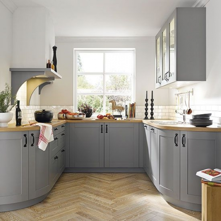 Kitchen Cabinet Design Ideas For Small Spaces: 10 Ways To Make Your Small Kitchen Look Bigger