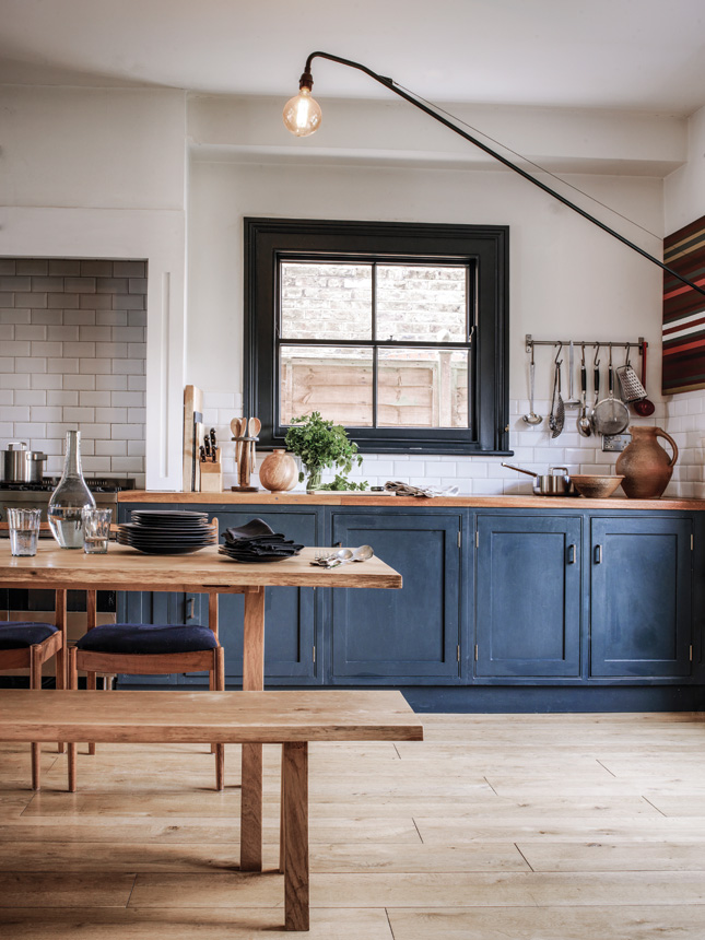 Designer's delight: interior designer Anna Haines' Victorian ... on