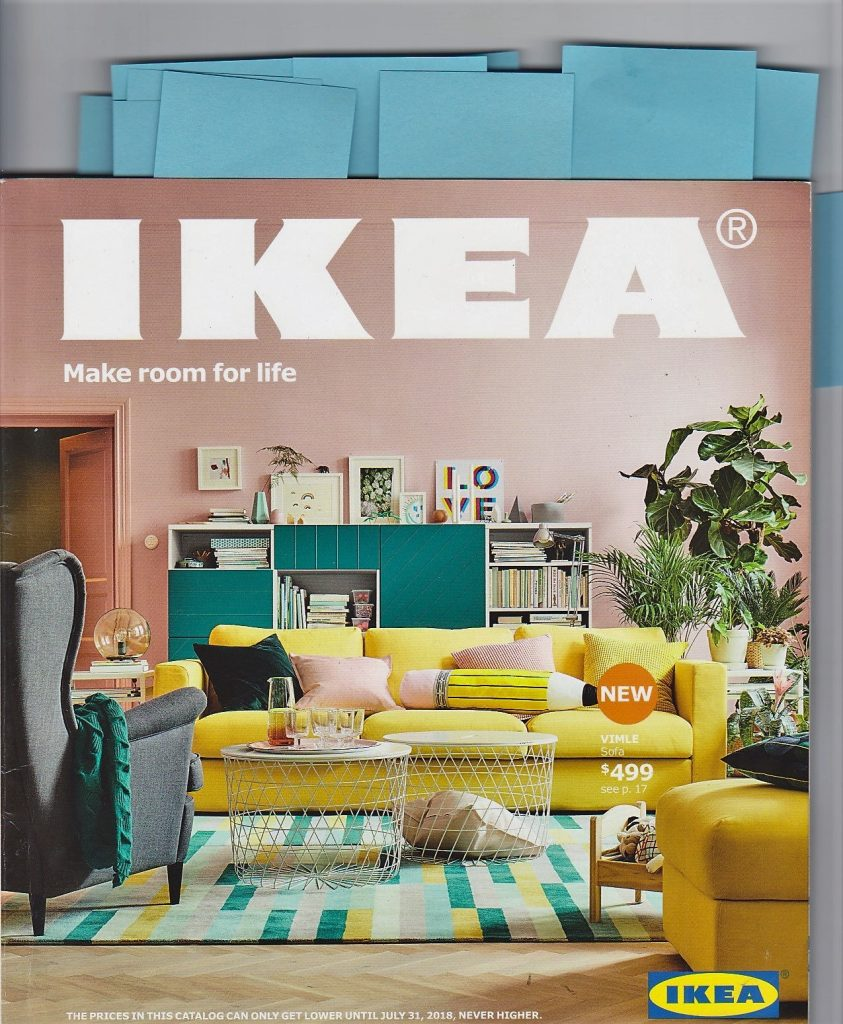 These 7 Things From The New IKEA 2018 Catalogue Are Bound