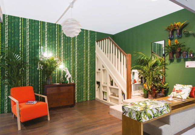Ideal home design home design plan for Room design 4x3