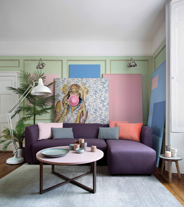 roisin lafferty living room interior design DFS
