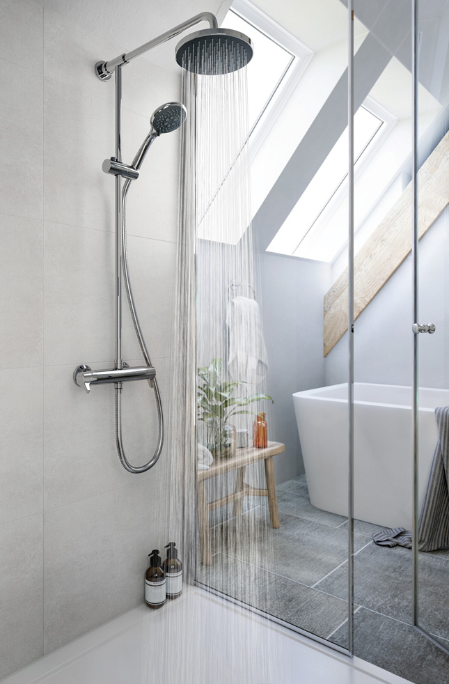 bathroom overhaul vado triton