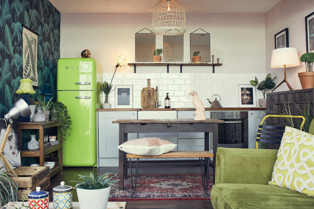 dublin city apartment irish homes interiors