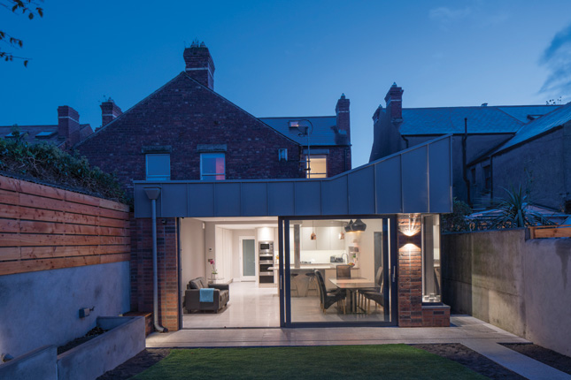house7 architects gave this dublin 9 family home the perfect