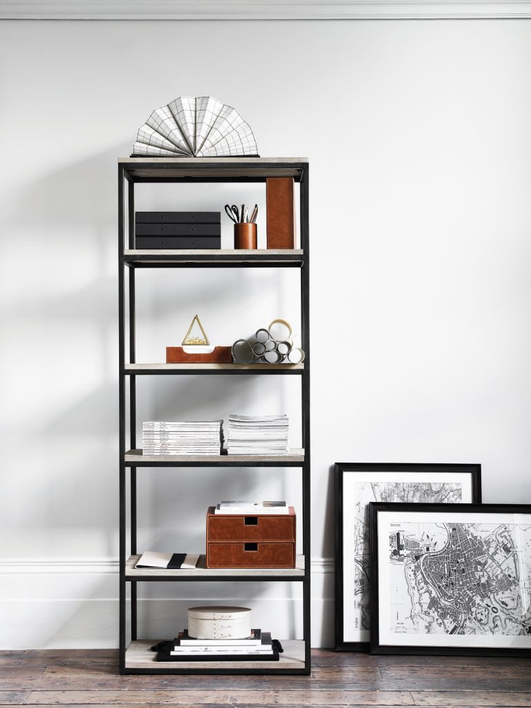 A Streamlined Look Doesnu0027t Mean Throwing Sentimental Things Out. Itu0027s All  About Super And Stylish Storage Solutions