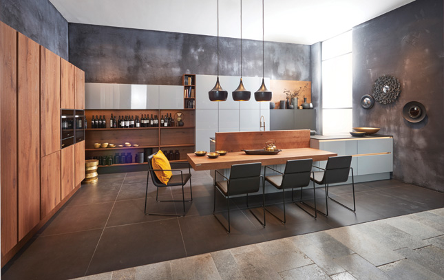 Get Ready To Knock Down Walls; Open Plan Kitchens Are Here To Stay As We  Crave More Casual And Connected Lifestyles. Style Your Kitchen As You Would  Your ...