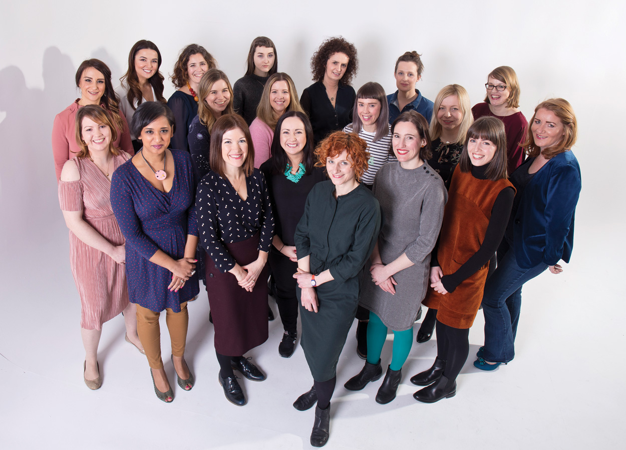 27b36a65f886 In awe of Mná  Meet the female makers behind these gorgeous Irish ...