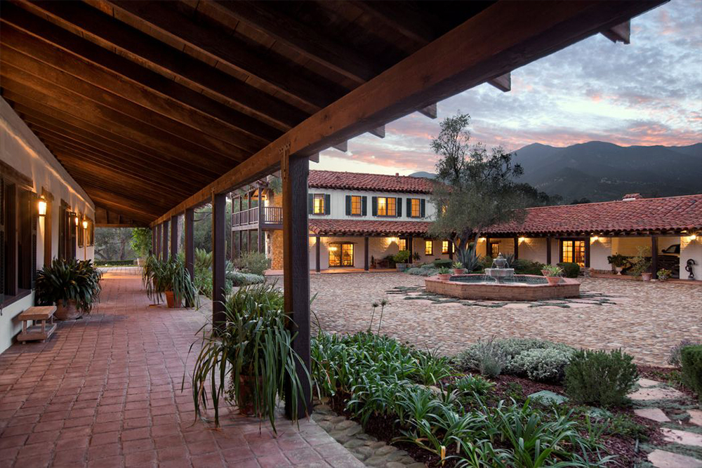 Look Inside Ellen Degeneres 11 Million Montecito Estate