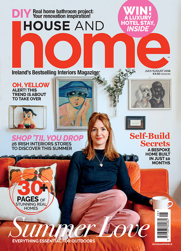 House and Home, Jul/Aug 2018