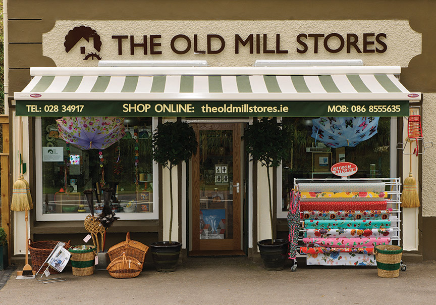 The Old Milll Stores, Leap, Co Cork