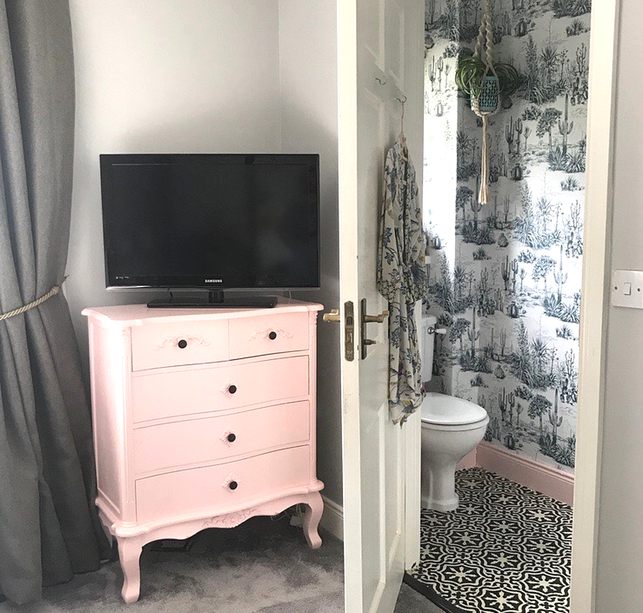 Budget breakdown: Here's how much Joanne's ensuite renovation cost