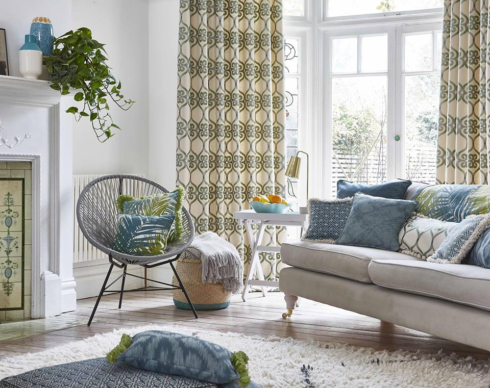 Win 500 Voucher For Tailor Made Curtains From Grace