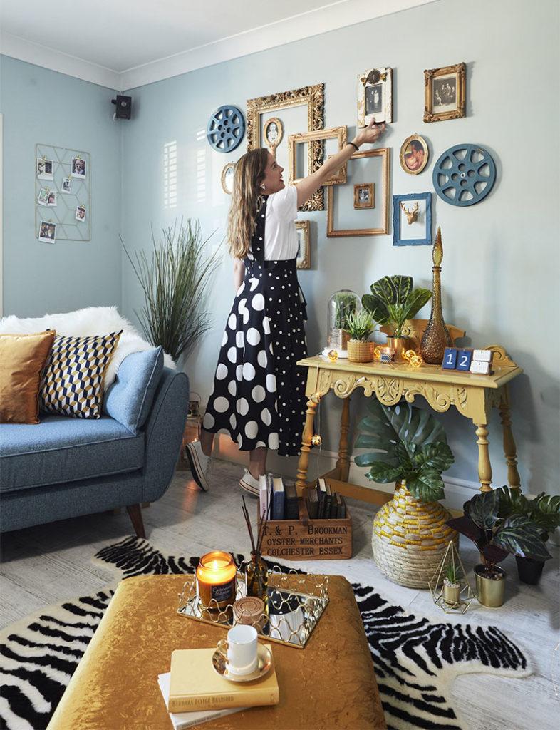Katrina Carroll's Living room