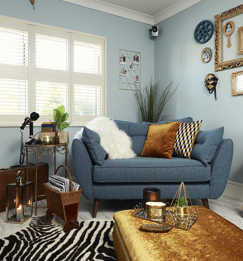 Katrina Carroll living room