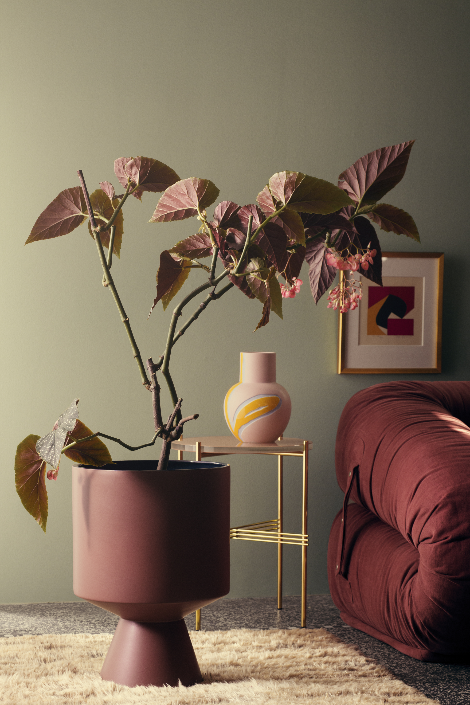 Farrow And Ball Bordeaux the autumn trends you need to know - tips from rema design