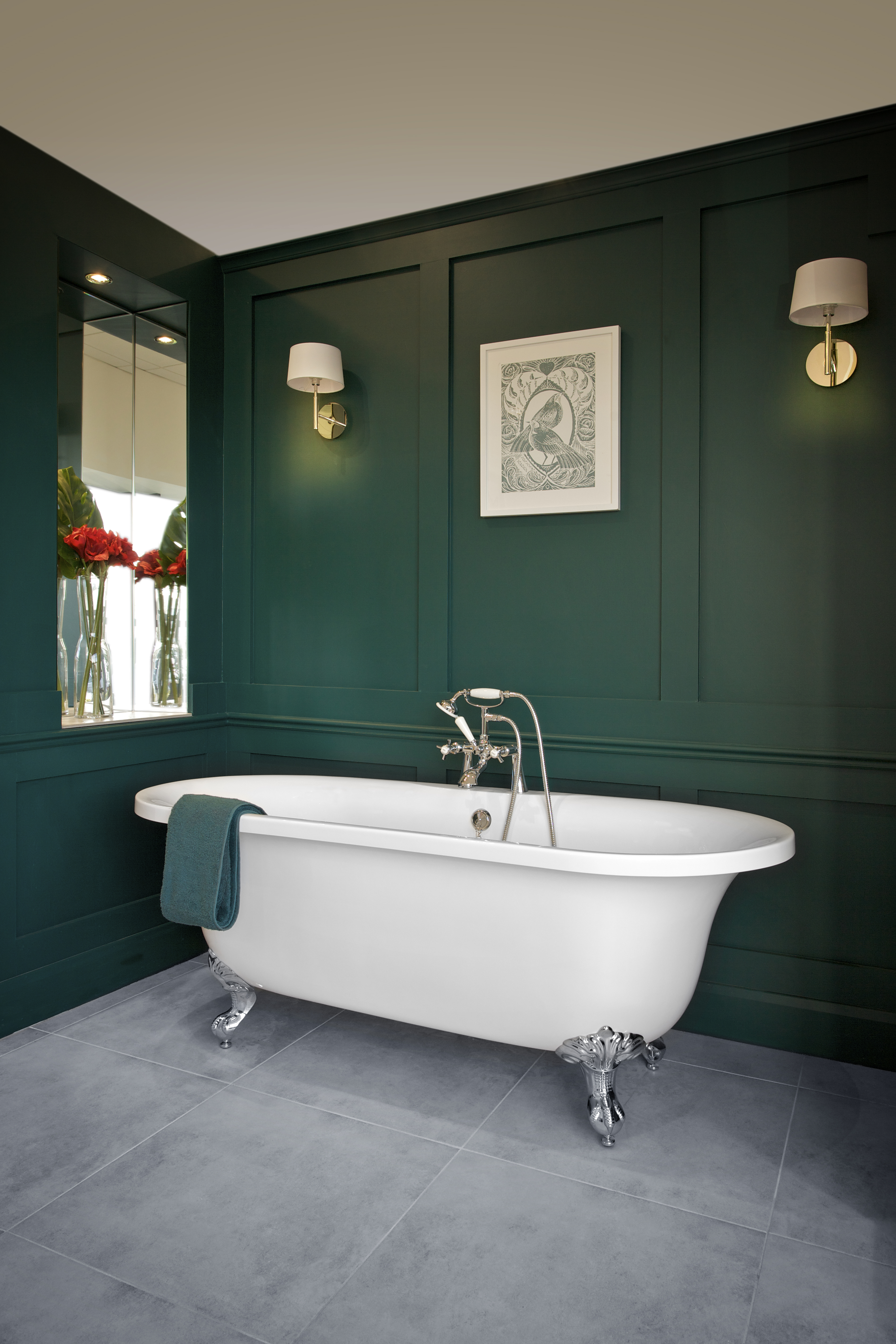 Leinster redecorating guide bathrooms