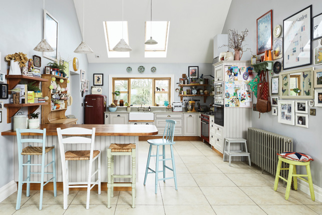 This Cork Self Build Full Of Vintage Homewares Is A Lesson Is Expert Layering Houseandhome Ie