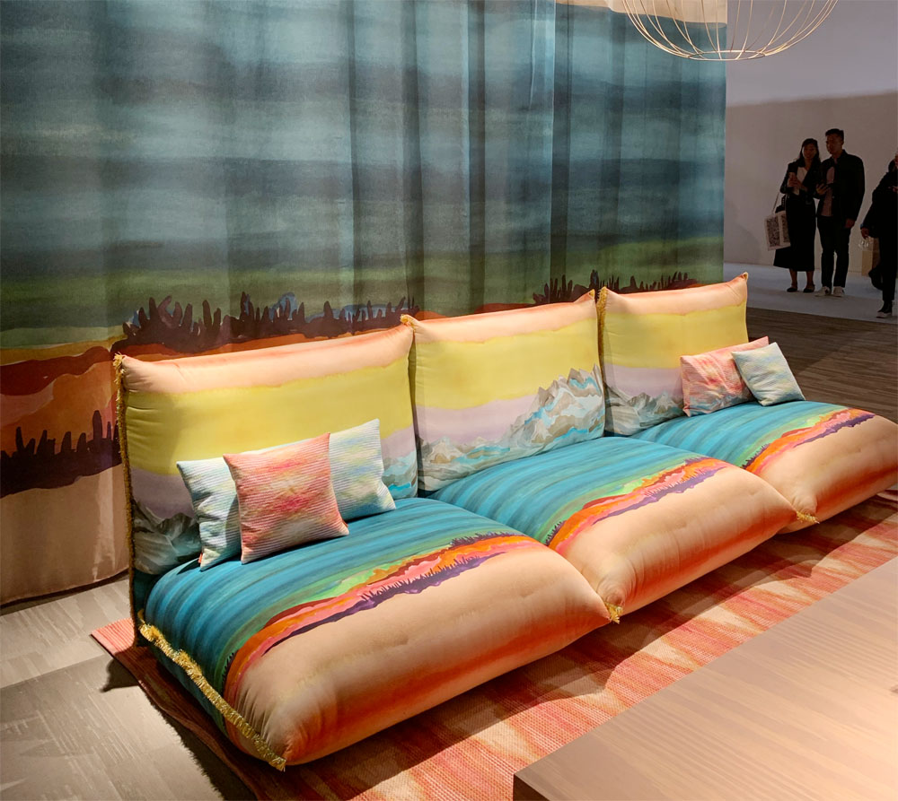 Missoni at Salone del Mobile 2019