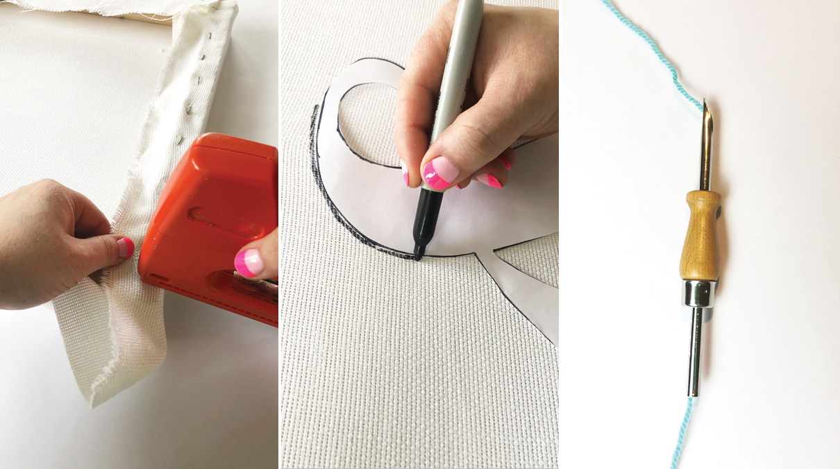 Punch needle: Joanne Condon's DIY guide to a punch needle