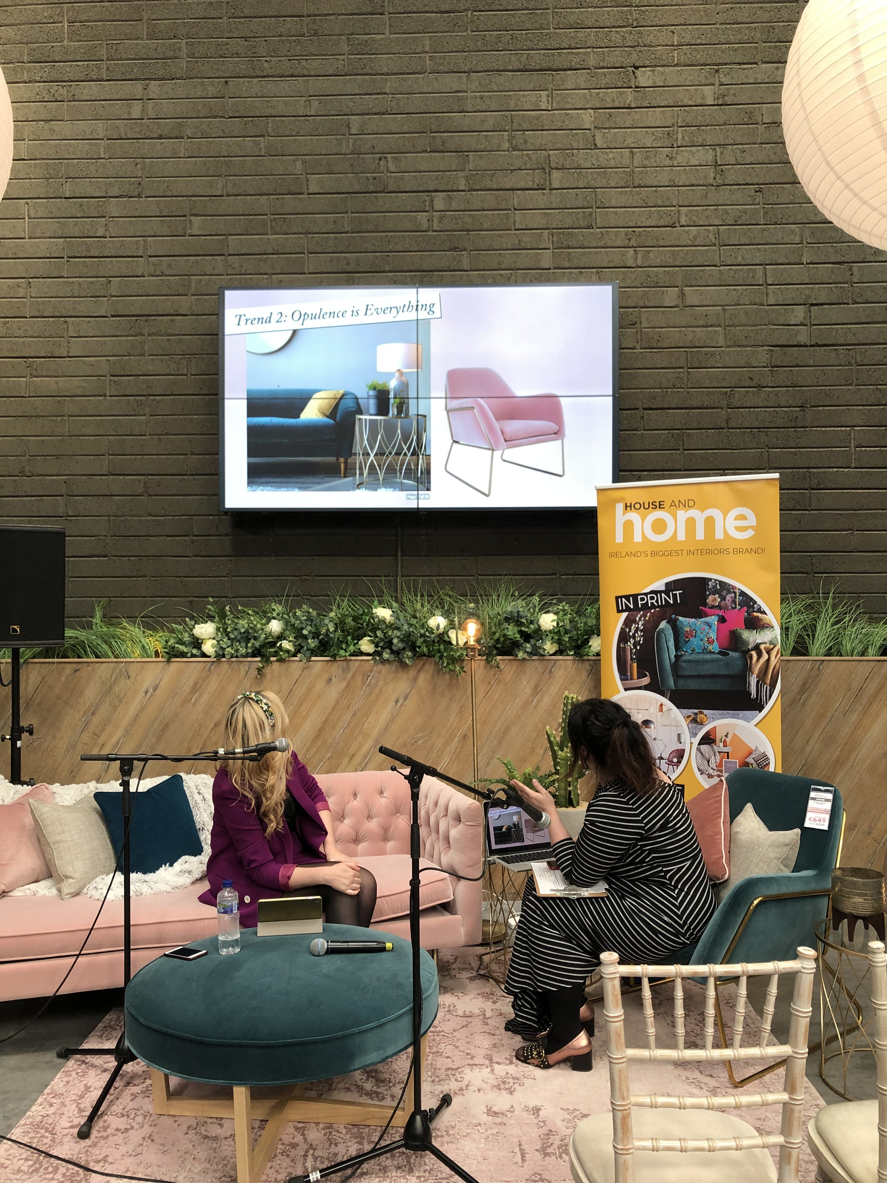 House And Home X Ez Living Interiors Cork Style Stories Event In