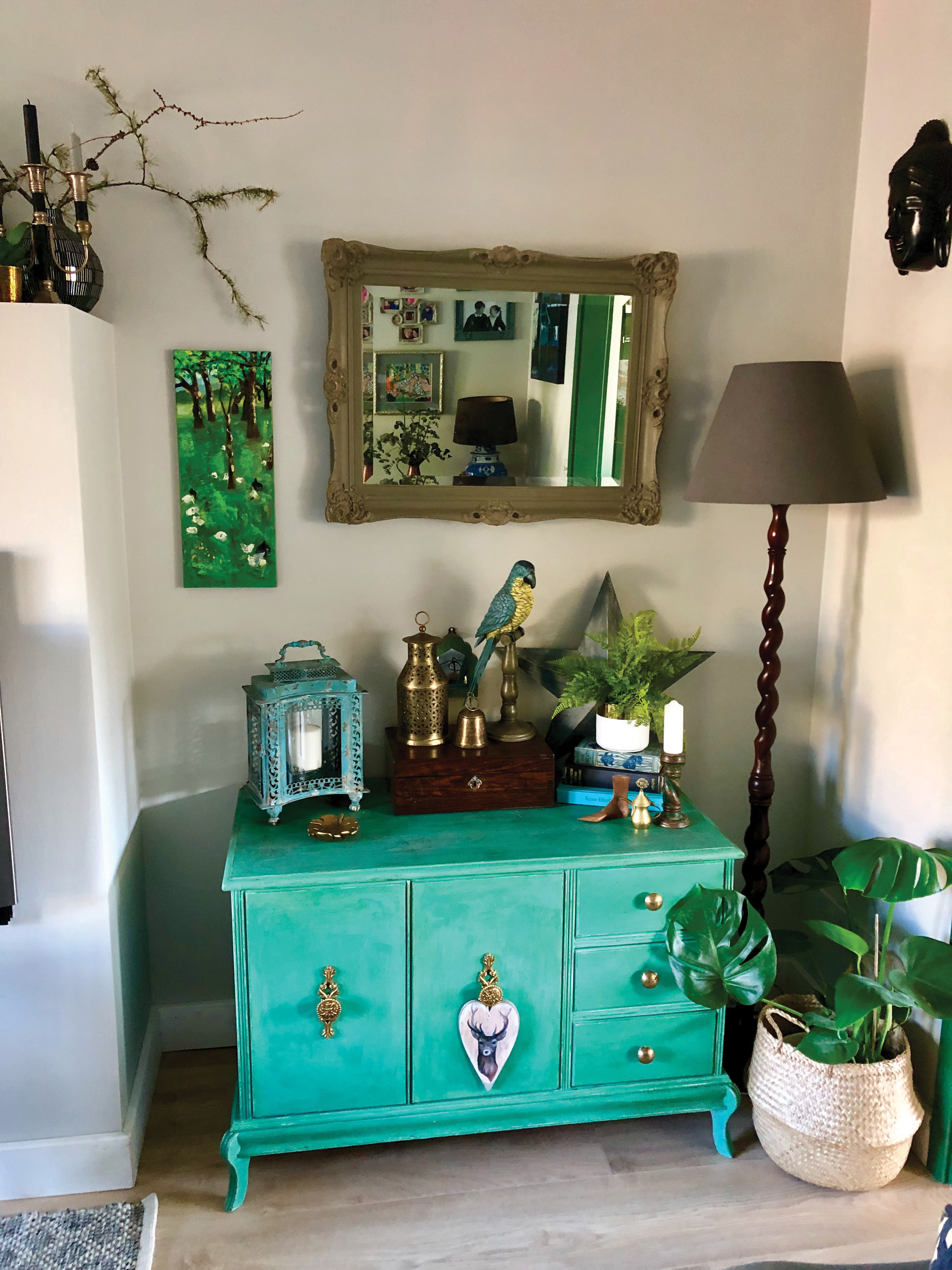 interiors upcycling