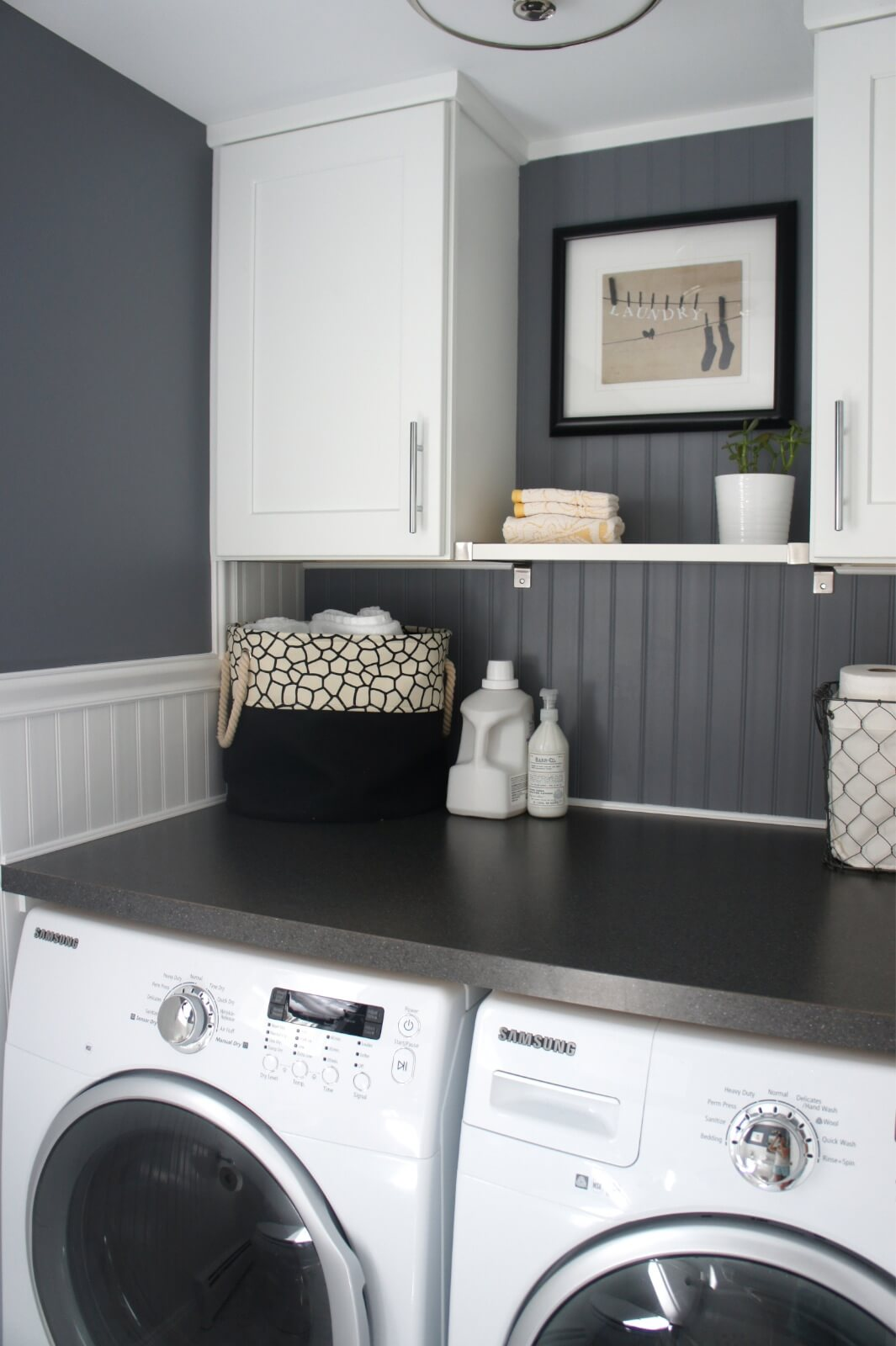 7 Small Utility Room Ideas Easy Ways To Maximise Your Space Houseandhome Ie