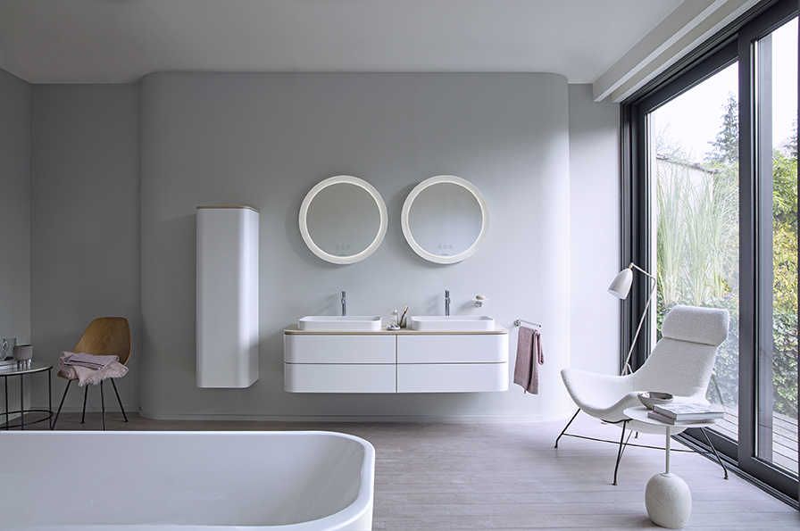 multigenerational bathroom duravit