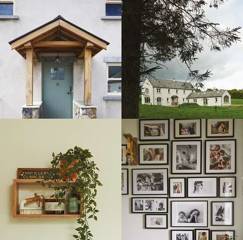 Caroline Hassett's Tipperary new build, A House by The Trees - details