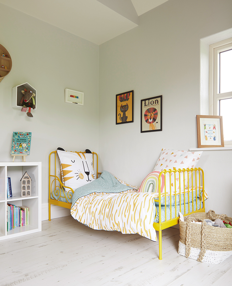 Caroline Hassett's Tipperary new build, A House by The Trees - kids' bedroom