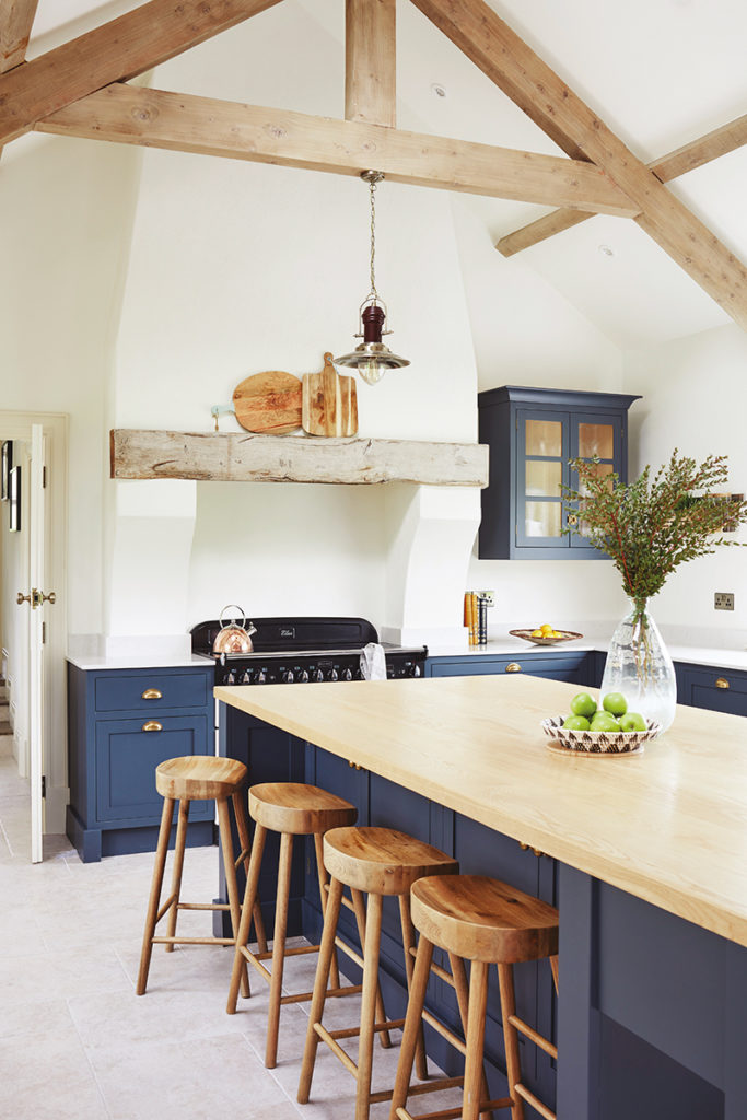 Caroline Hassett's Tipperary new build, A House by The Trees - kitchen