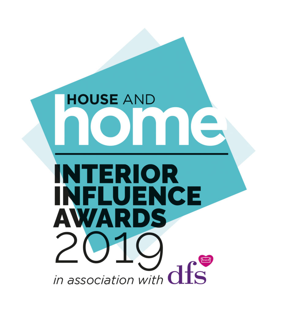 House and Home Interior Influence Awards in association with DFS [logo]