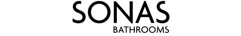 Sonas bathrooms [logo]