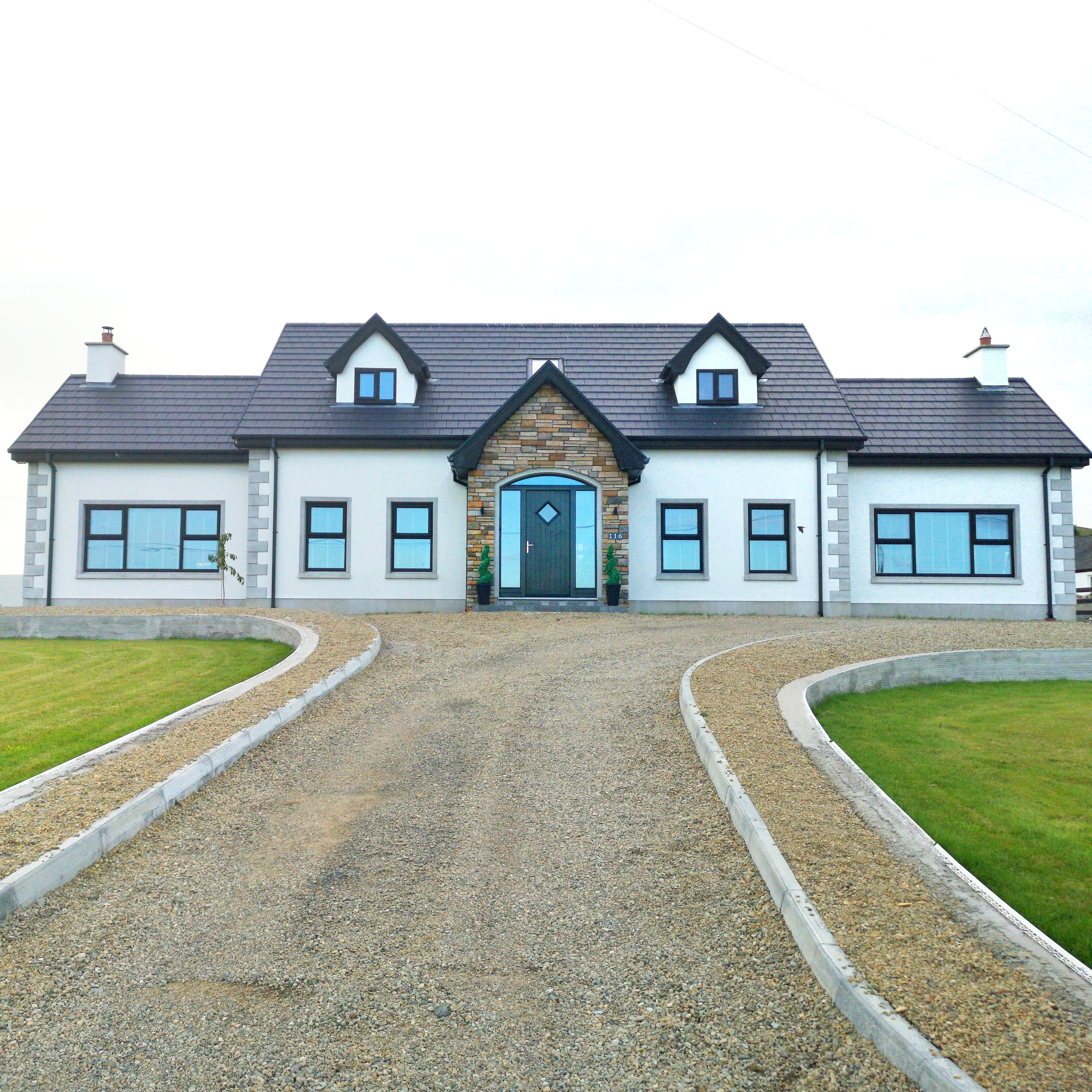 northern ireland self build