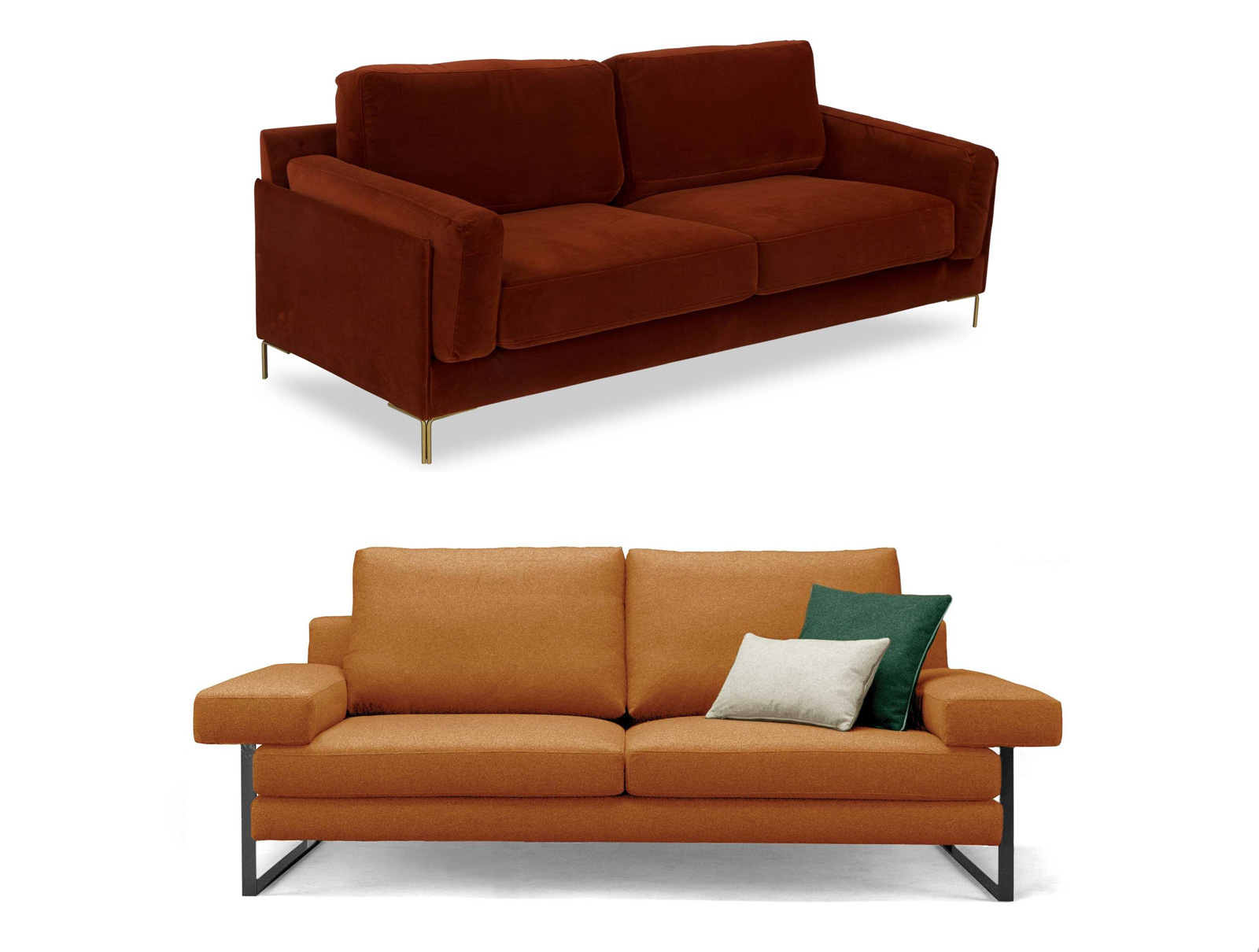 The Sofa Guide Our Curated Edit Of Some Of The Best Sofas