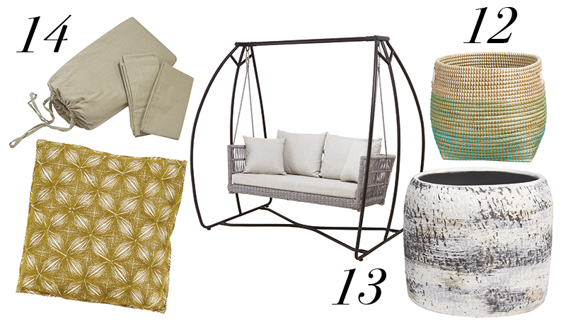 Homesense Hero Awards outdoor, basket and bed solutions