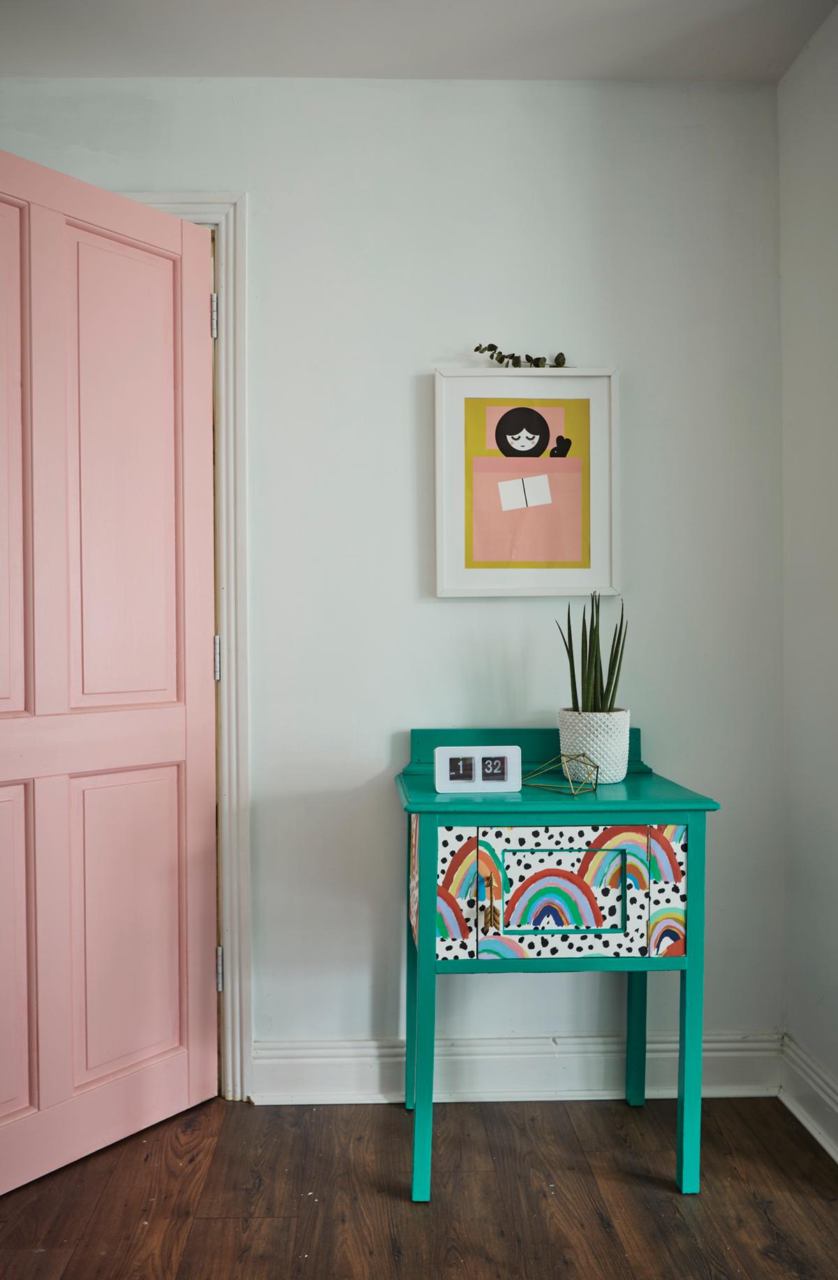 DIY, paint, cabinet