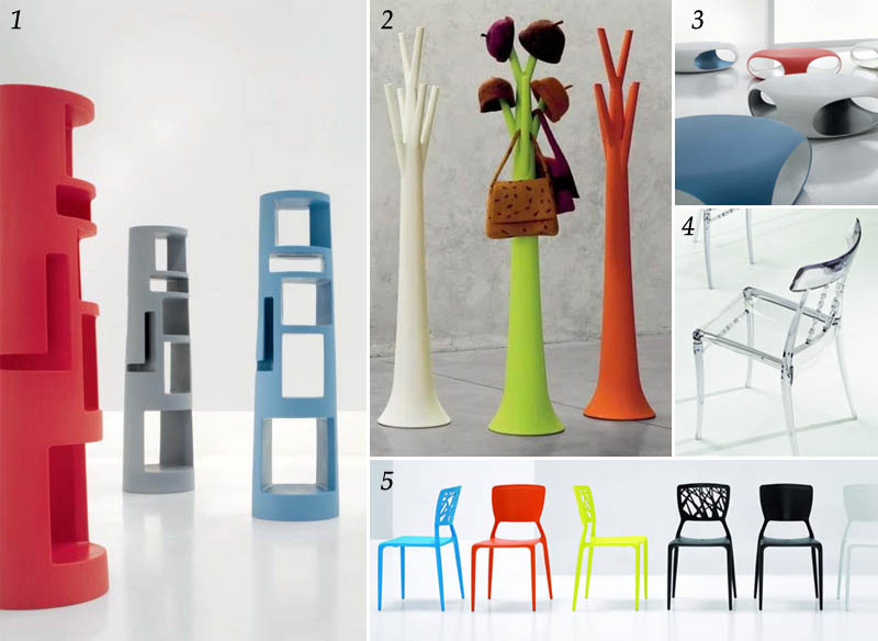 5 plastic fantastic finds from Lomi Design on Pickit