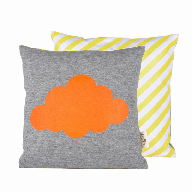 Ferm Living cloud cushion