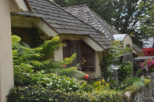 cottage in carmel