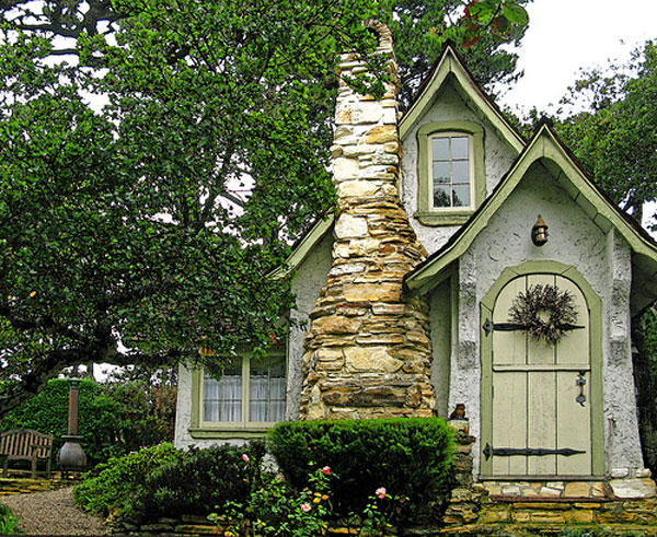 fairytale cottage carmel