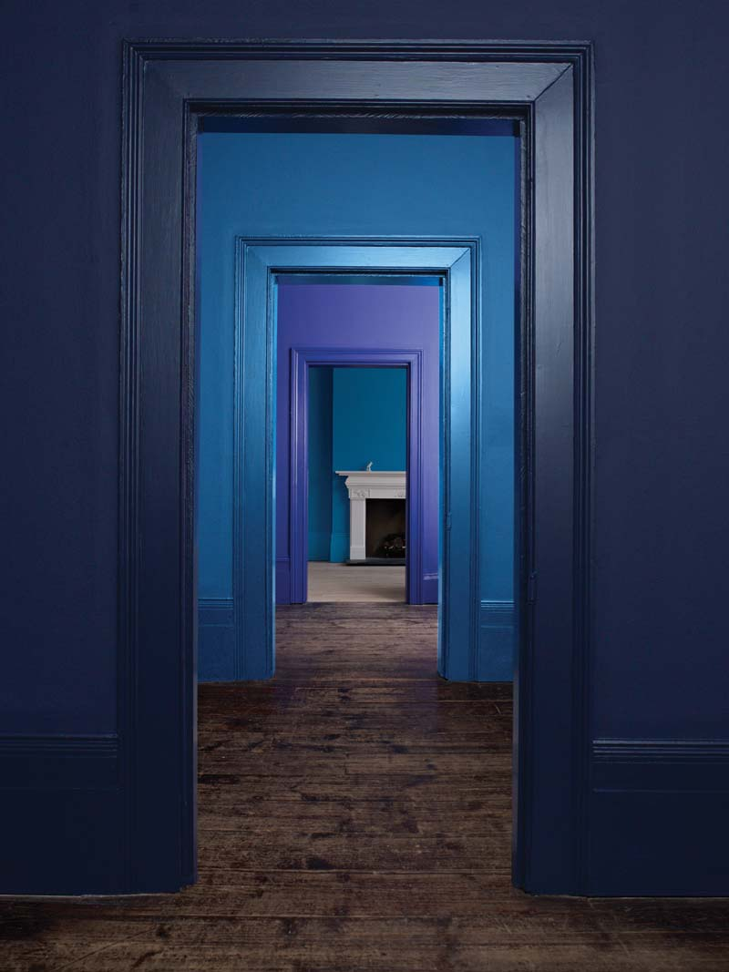 ombre rooms