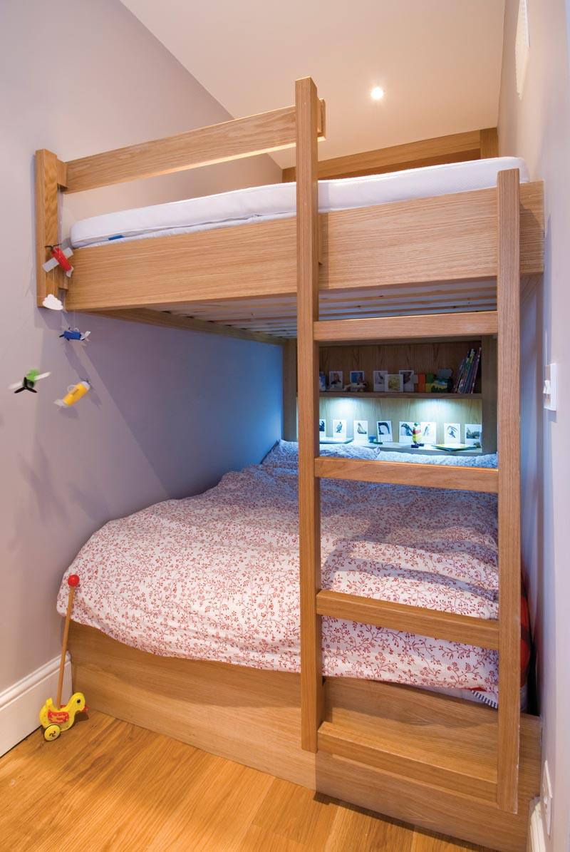 Nick Seymour's Bedroom