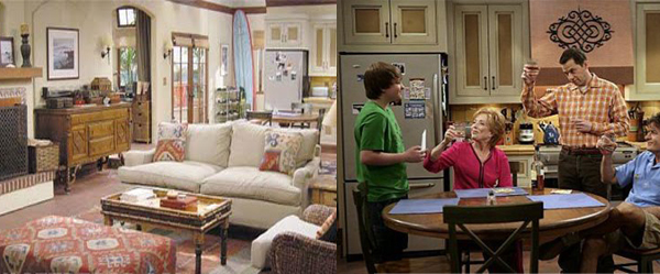 Two And A Half Men House Decor Images