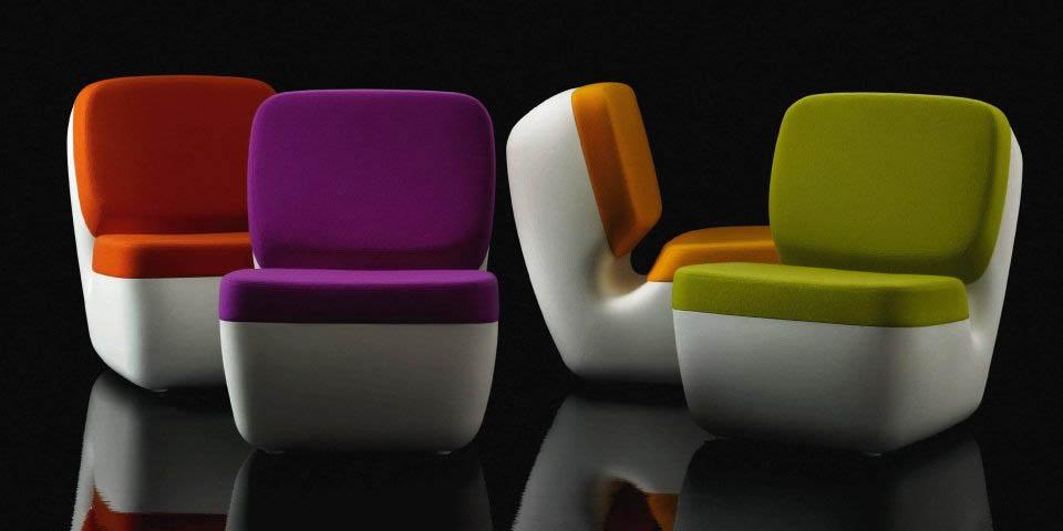 Marc Newson Nimrod chairs