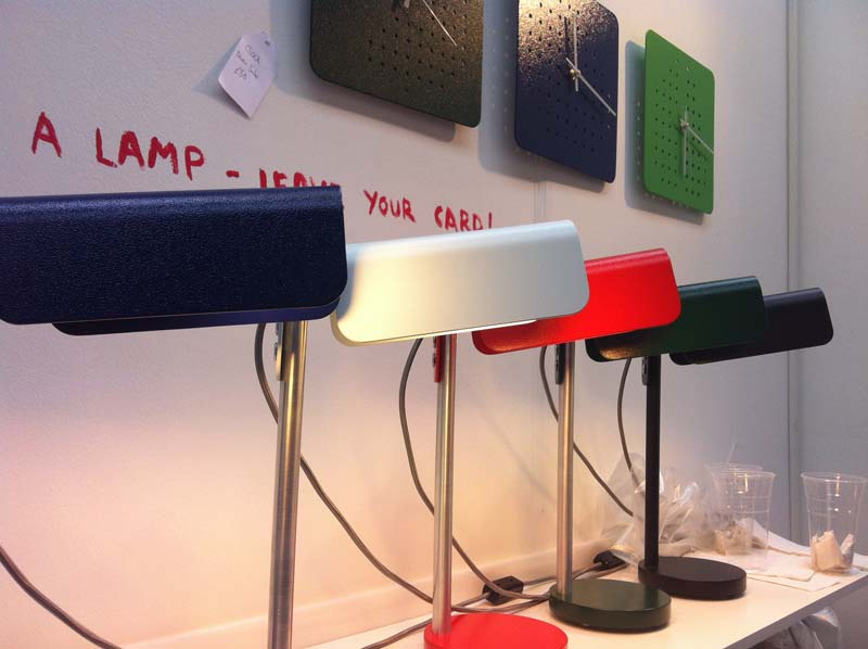 scottish designed lamp from Tent London