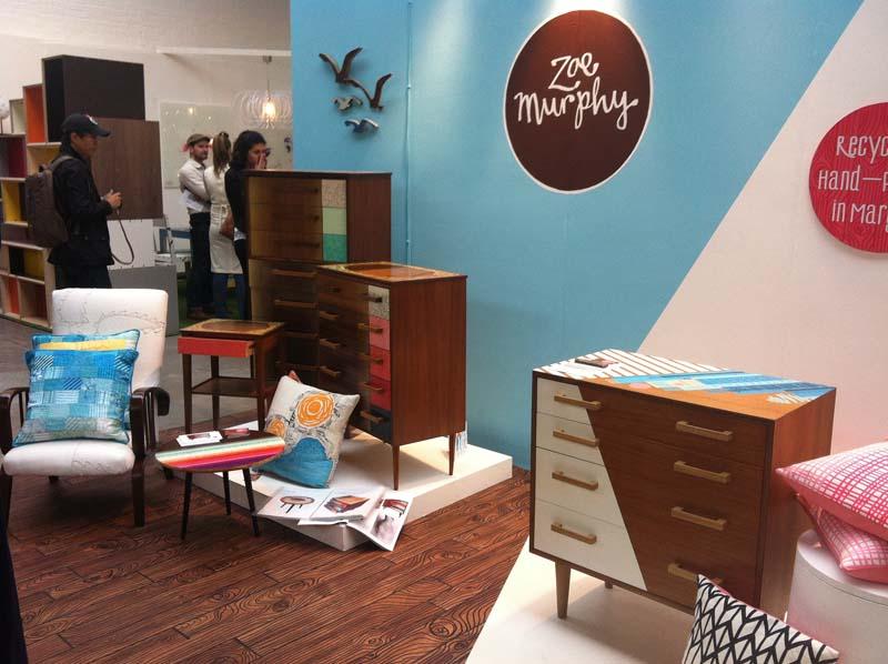 Zoe Murphy handpainted furniture
