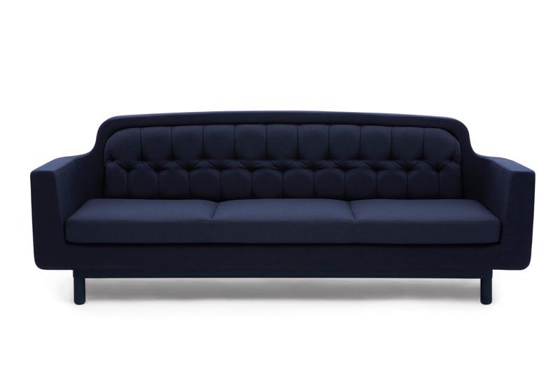 Onkell sofa, €3,200, Normann Copenhagen www.normanncopenhagen.com