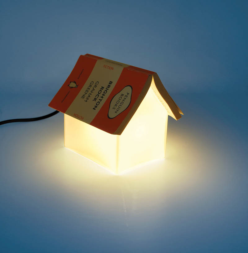 Book lamp, €53, Suck UK at Urban Outfitters